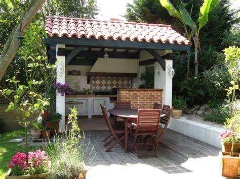 cuisine d été extérieure decoration interieur dune cuisine