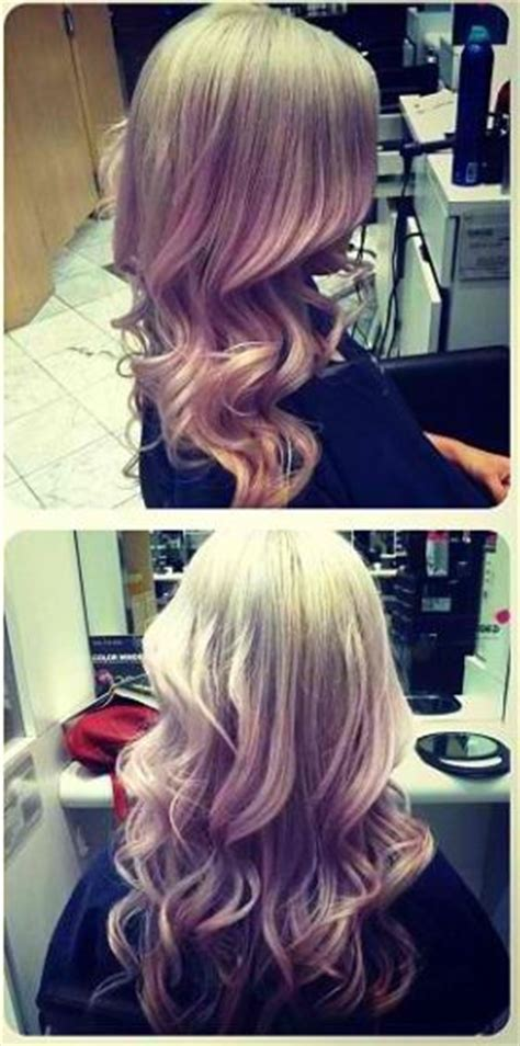 formula for purple hair learn the formula for creating pastel purple hair using