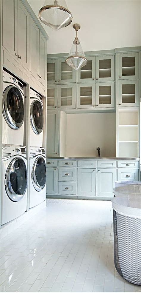 blue laundry rooms shades of blue and laundry rooms on