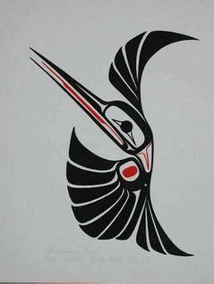 haida native american bird tattoo 1000 images about haida tattoos indian skulls tattoos on