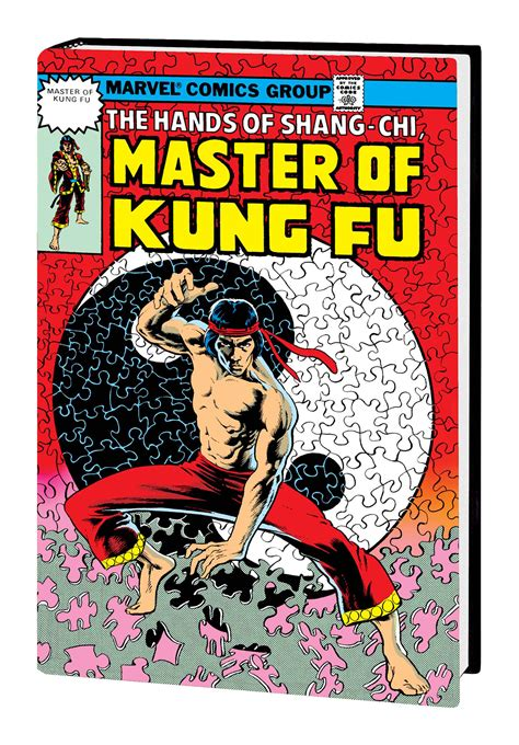 shang chi master of kung 130290129x sep161120 shang chi master of kung fu omnibus hc vol 03 dm zeck var ed previews world