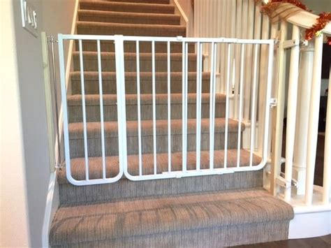 Baby Gates For Bottom Of Stairs With Banister by 17 Best Childproofing Baby Gates Images On