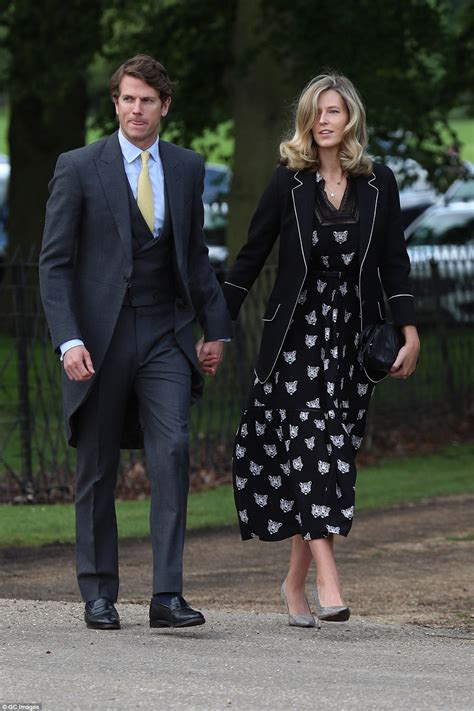 Pippa Middleton Husband by Pippa Middleton Wedding Prince William S Ex Among Guests