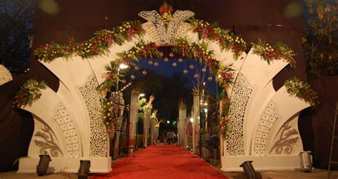 Wedding Gate Design India by Wedding Decoration Decoration