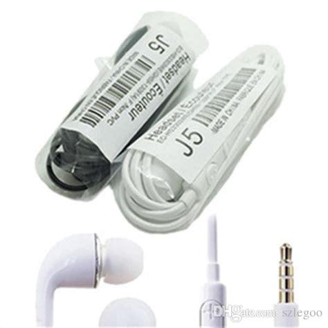Earphone Samsung J5 earphones headphones headsets j5 earphone for samsung with mic for samsung galaxy s2 s3 s4 ace