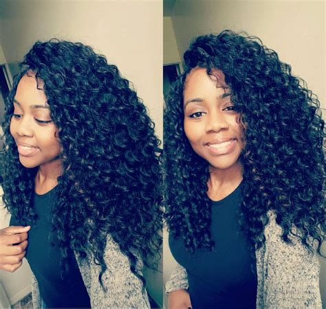 crochet braids hairstyles for lovely curly look best 25 curly crochet hair styles ideas on pinterest