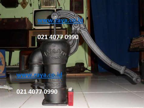 Pompa Celup Bagus apa sih yang dimaksud pompa air manual
