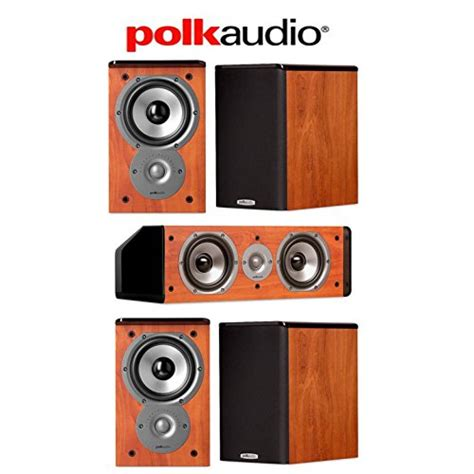 review polk audio 5 0 speaker system with 4
