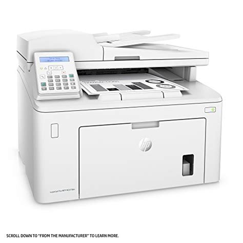 Printer Laserjet Black And White hp m227fdn laserjet pro mfp black and white all in one