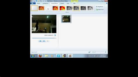 windows movie maker tutorial slow motion how to do slow and fast motion on windows live movie maker