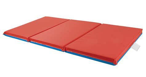 1 inch rest mat target ecr4kids 3 fold 1 quot thick rest mat blue