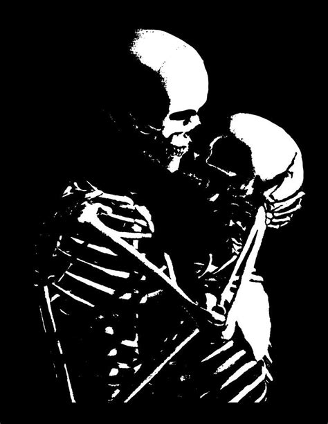 skull kissing tattoo skull tattoos free stencils http techii