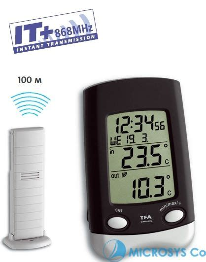Hygrometer Thermometer Digital Ruangan Tfa Dostmann Germany tfa ð ðµð ð ð ñ ð ð ð ðµñ ðµð ñ ð ð ð ð ð ñ ð ð ñ ñ ð ð ñ ð ñ quot wave quot ð ñ ñ â 30