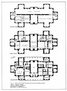 hardwick hall floor plan front