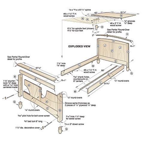 log bed plans woodwork log bed frame plans pdf plans