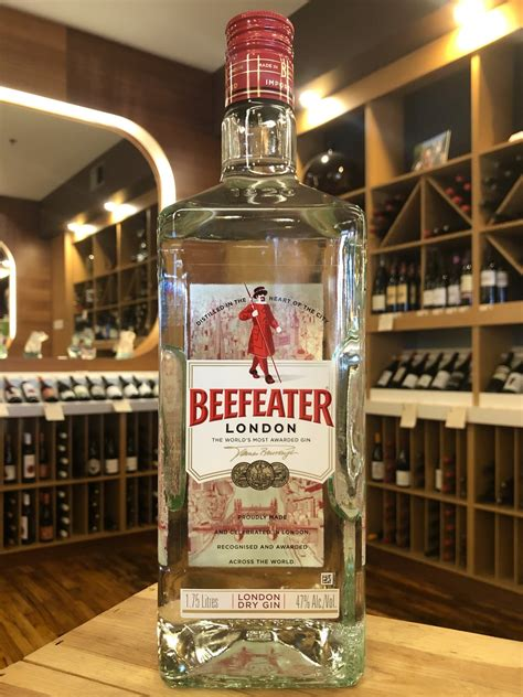 beefeater gin  liter downtown wine spirits
