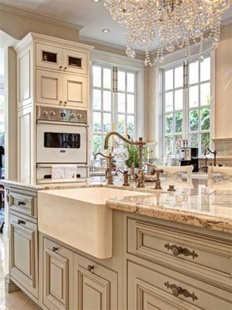Brands Of Kitchen Cabinets by Beige Cabinets New Home Interior Design Ideas Chronus