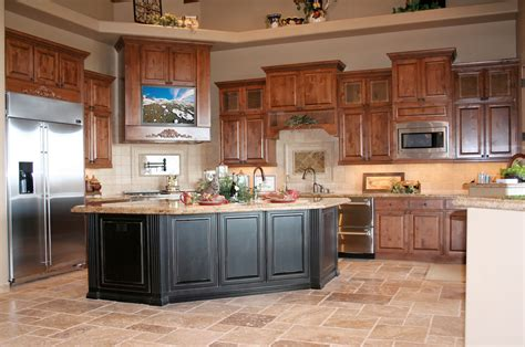 oak cabinet kitchen ideas oak kitchen cabinet ideas kitchen