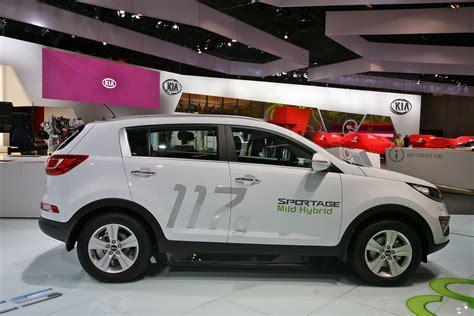 kia diesel hybrid auto cars new 2011 kia sportage diesel hybrid concept