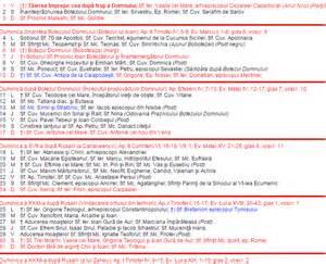 Calendar Crestin Ortodox 2015 Search Results For Sarbatori Religioase 2016 Calendar 2015