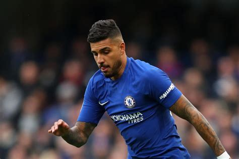 Chelsea's Emerson Palmieri to make Premier League debut