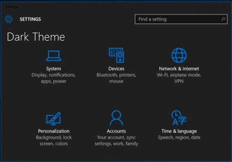 night themes for windows 10 19 beginner tips and tricks for windows 10 2015