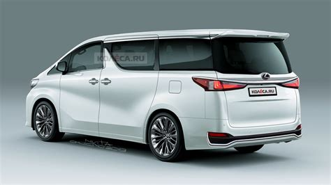 2019 lexus minivan lexus to debut luxury minivan at shanghai motor show