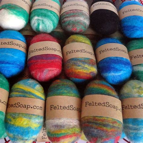 felted soap wholesale