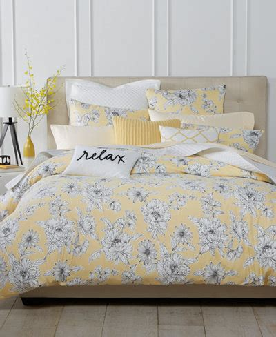 charter club bedding charter club damask designs butter floral bedding