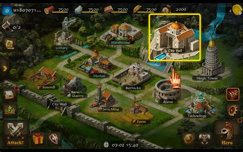 age of empires android age of empire for android free age of empire quests and battles at