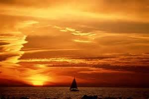 Landscape Pictures Of Sunset Simple Landscape Sunset Wallpaper