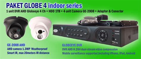 Promo Paket Cctv 3 Indoor 1 3mp Dvr 4chanel daftar harga pabx fax cctv
