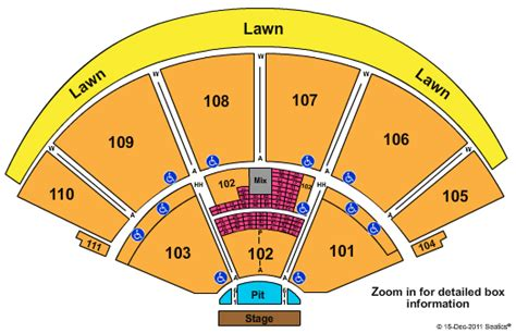 the woodlands pavilion seating chart the cynthia woods mitchell pavilion tickets