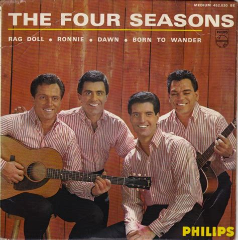 rag doll four seasons throwback thursday four seasons ep from 1964