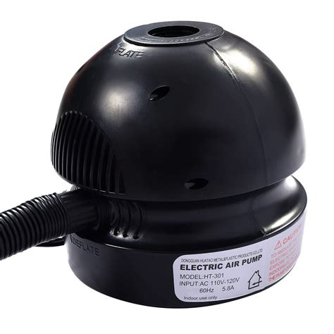 inflatable boat electric air pump electric air pump inflate for inflatable mattress boat bed