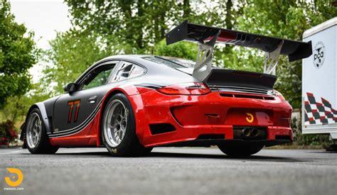 Porsche 911 Gt3 Rsr For Sale by Porsche 911 Gt3 Cup Car With Rsr Upgrades For Sale