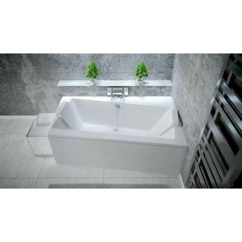 baignoire droite avec tablier baignoire d angle zianigo droite avec tablier baignoire