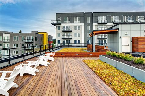 bellevue appartments sparc apartments celebrates grand opening at spring district neighborhood downtown