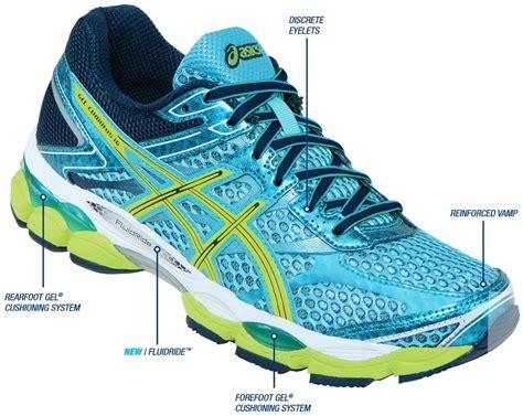 Sepatu Asics Gel Cushioning System technologia asics gel wszystko o butach