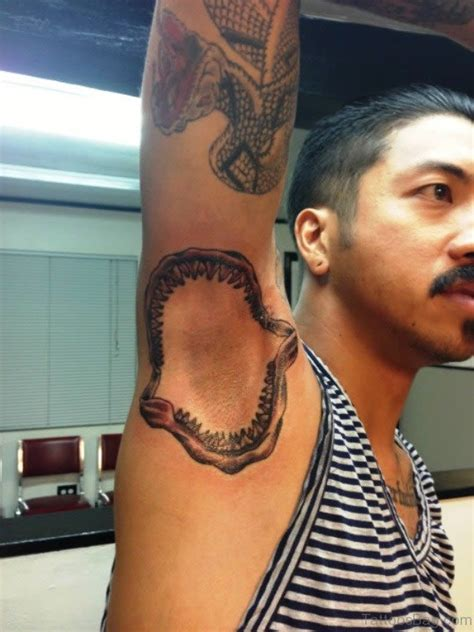 crazy vagina tattoos another 12 of the craziest armpit tattoos oddee