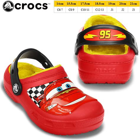Sandal Disney Original Cars 1 select shop lab of shoes rakuten global market crocs