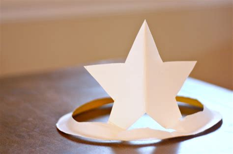 Paper Craft Hats - paper plate hat family crafts