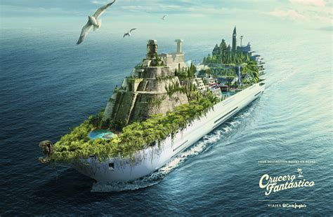 iajes el corte ingles viajes el corte ingles print advert by fantastic cruises