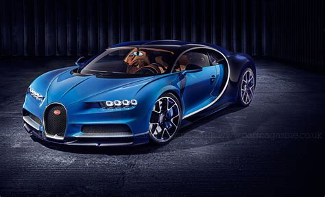New Bugati by An Exclusive In Depth Look At The New Bugatti Chiron By