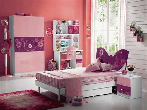 Kids Room Decor Cute Girl Color Ideas On Bedroom F With