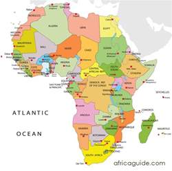 map 4 africa map of africa africa map clickable