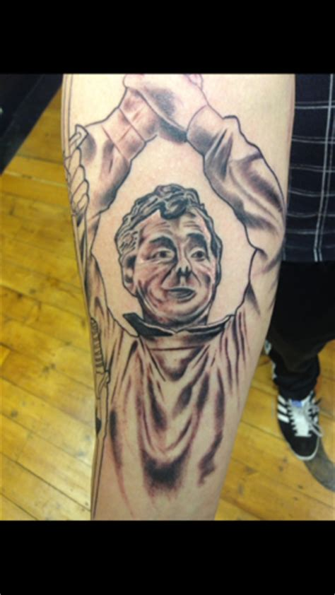 tattoo cover up nottingham arnold man covers his arm in tattoos of nottingham
