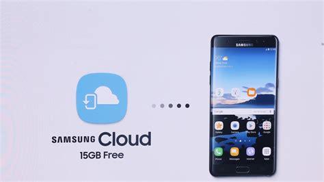 My Samsung Cloud by Samsung Cloud أحدث خدمة سحابية بسعة تخزين 15gb مجانية التقنية بلا حدود