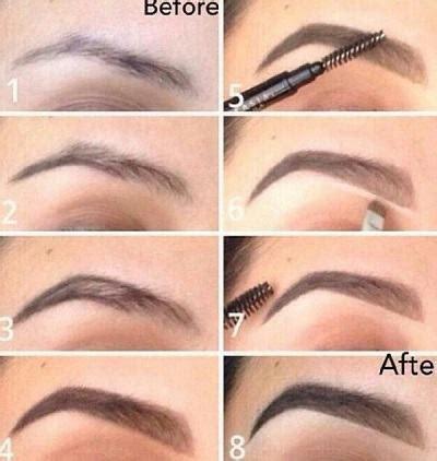 korean eyebrow makeup tutorial makeup tutorials for beginners step by step guide