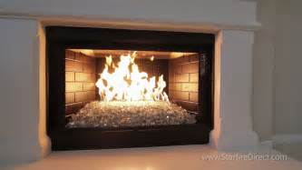 how to install an h burner and glass in your